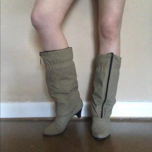 "Sporto 2"" Heeled Boots"